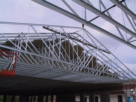 structure magazine long span cfs trusses reach  heights