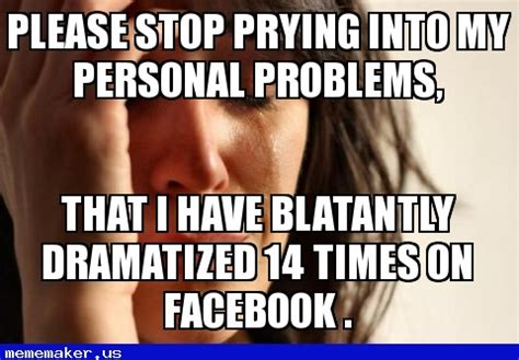 How To Make Memes On Facebook - personal memes on facebook image memes at relatably com