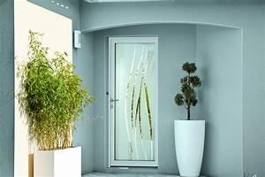 Porte D Entrée Vitrée Aluminium : portes d entr e aluminium d coratives caib neostory ~ Melissatoandfro.com Idées de Décoration