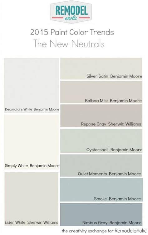 favorite paint colors on pinterest neutral paint colors