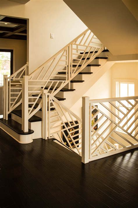 straight stairs design construction artistic stairs