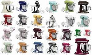 Kitchenaid Mixer Colors Chart Related Keywords Suggestions For Kitchenaid Colors