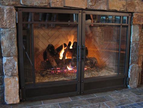 custom fireplace doors how to build fireplace doors door stair design