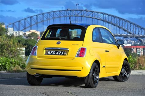 Fiat 500 Twinair by 2012 Fiat 500 Twinair Two Cylinder Turbo On Sale In