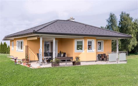 Fertighaus Bungalow Schlüsselfertig Preis by Bungalow Fertighaus Das Fertigteilhaus F 252 R