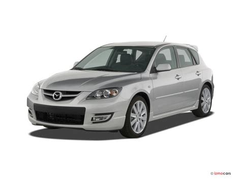 2007 Mazda Mazdaspeed3 Prices, Reviews And Pictures