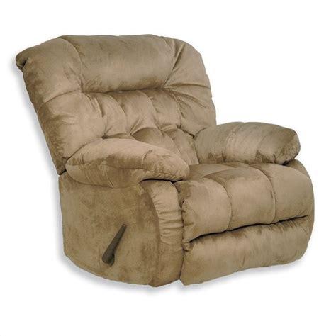 Cheap Rocking Recliner Chairs by Catnapper Teddy Bear Oversized Rocker Recliner Chair In