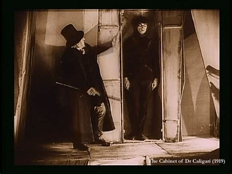 cabinet of dr caligari the cabinet of dr caligari no 33 wonders in the