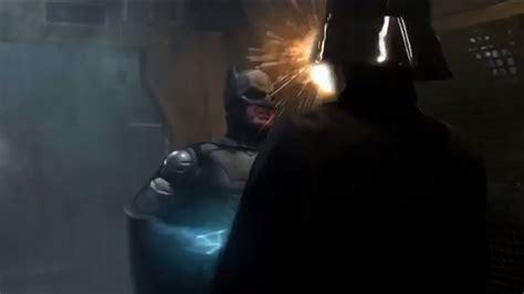 super power beat  batman  darth vader comic vine