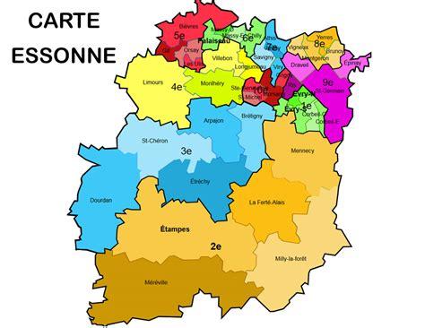Ville De Carte by Info Carte Villes Sud De