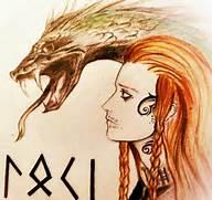 Loki and Jormungandr b...