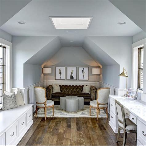 """Beautiful and practical way of finishing space/attic over"