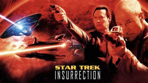 star trek insurrection  wallpaper