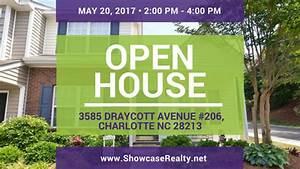 OPEN HOUSE: 3585 Draycott Avenue #206 | Charlotte NC Homes