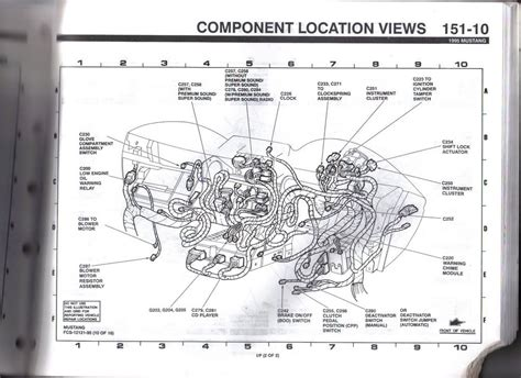 94 mustang ignition wiring diagram wiring diagram for fuse 8 94 gt vert projects to try