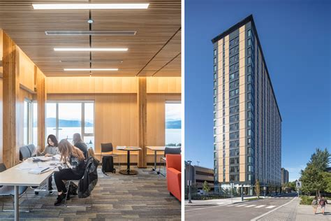 Brock Commons Tallwood House - Acton Ostry Architects