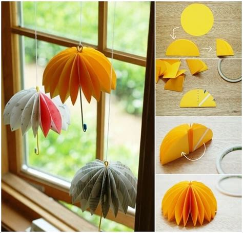 creative diy window decorations    spring