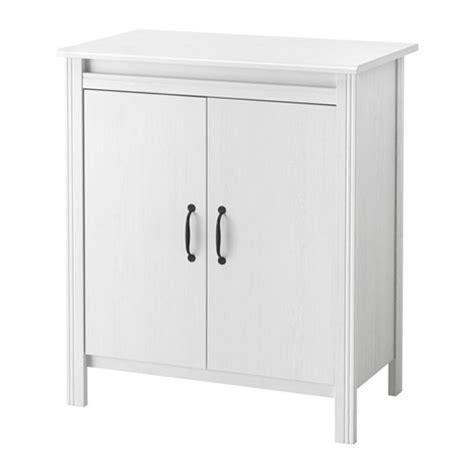white storage cabinets ikea brusali cabinet with doors white ikea
