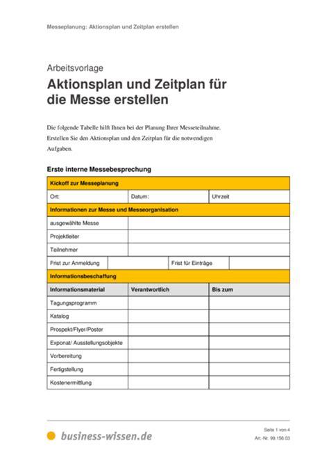 Ausgezeichnet Aktionsplan Vorlage Excel Fotos - Beispiel Anschreiben ...