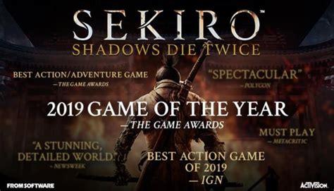 Sekiro Shadows Die Twice GOTY Edition-CODEX | LaptrinhX