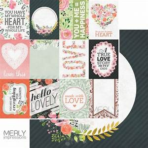 My Soulmate paper (True Love Collection) from Kaisercraft