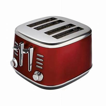 Morrisons Slice Toaster Kettles Metallic Matching Colours