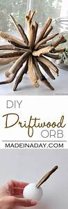 DIY Driftwood Orb Home Decor | Bloggers' Best DIY Ideas ...