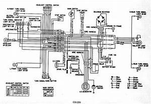 Honda Xrm 110 Wiring Diagram Images