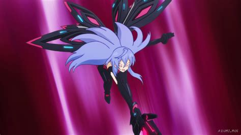 iris heart hyperdimension neptunia  azumimoe