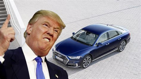 Does Donald Trump Want To Ban German Luxury Cars From America?