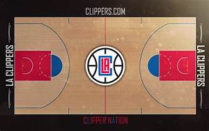 Claim Your Court Los Angeles Clippers