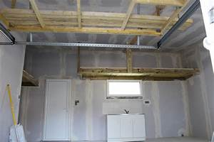 Rangement Plafond Garage : rangement garage plafond exploitez efficacement l espace de votre garage youstock rangement au ~ Melissatoandfro.com Idées de Décoration