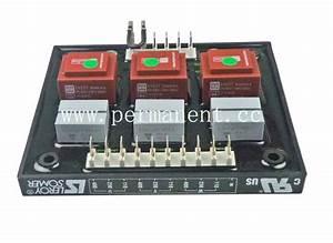 Permanent Electron Co  Ltd Avr Sx440 Sx460 R448 R230