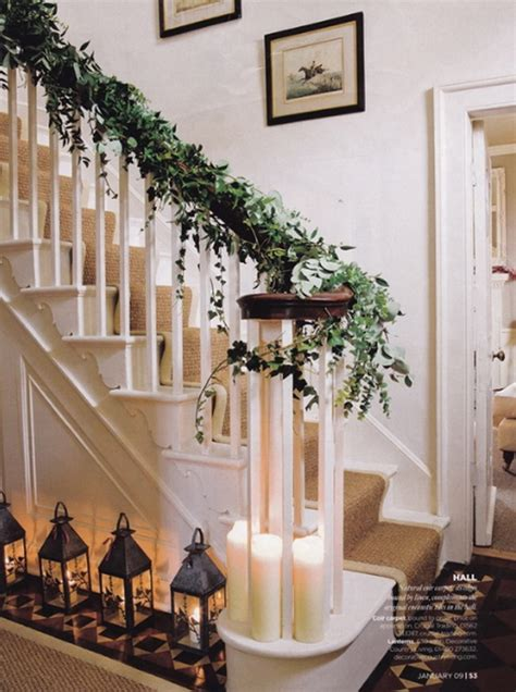 unique fall staircase decor ideas family holidaynet