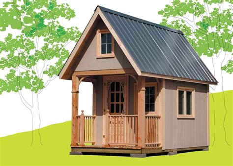 7 Free Cabin Plans You Won't Believe You Can Diy