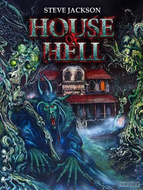 fighting fantasy house  hell gamebook   vg
