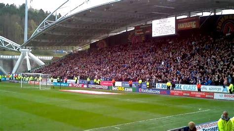 Sheffield Wednesday fans away at Uddersfield 2011-12 ...