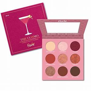 Rude Cosmetics Cocktail Party 9 Color Eyeshadow Palette