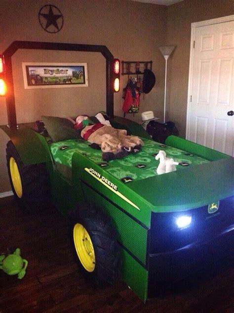 tractor bed plans john deere  holland allis