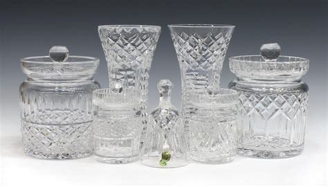 waterford crystal table ls 7 waterford crystal lismore maeve table items