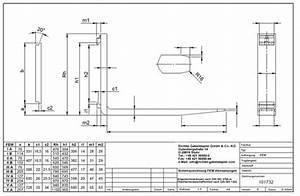 Zimmertüren Maße Norm : gabelzinken fem3b 120x50x1200mm ebay ~ Orissabook.com Haus und Dekorationen