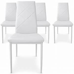 Chaise Blanche Pas Cher : chaise blanche pas cher 13 id es de d coration int rieure french decor ~ Teatrodelosmanantiales.com Idées de Décoration