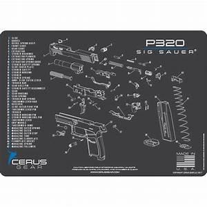Sig Saure P 320 Parts Diagram