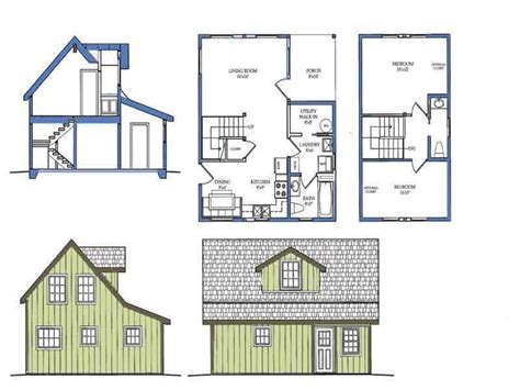 small courtyard house plans small house plans  loft
