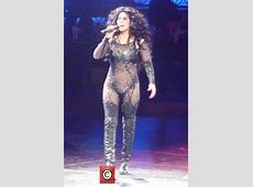 Cher Cher performs live 18 Pictures Contactmusiccom
