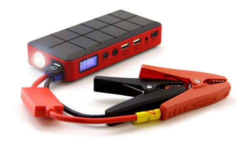 New Pocket-size Car Battery Jump Starter And Portable