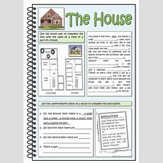 The House Worksheet  Free Esl Printable Worksheets Made By Teachers  Comprehension Learn