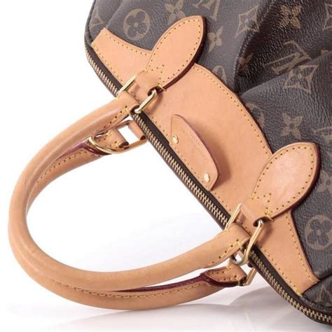 louis vuitton segur nm handbag monogram canvas  stdibs