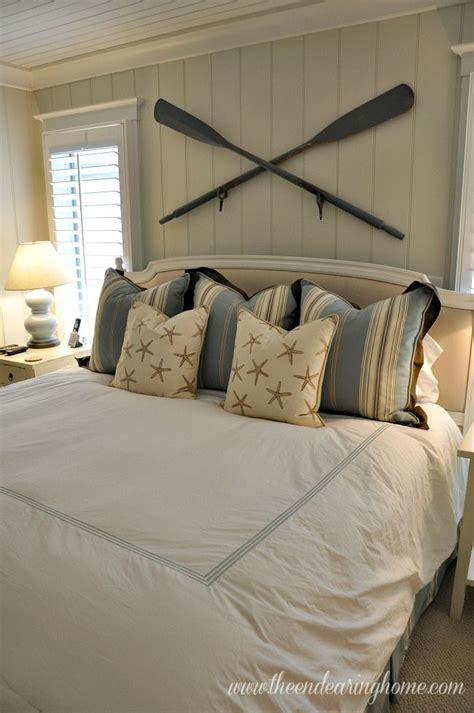 coastal bedrooms ideas  pinterest beach style