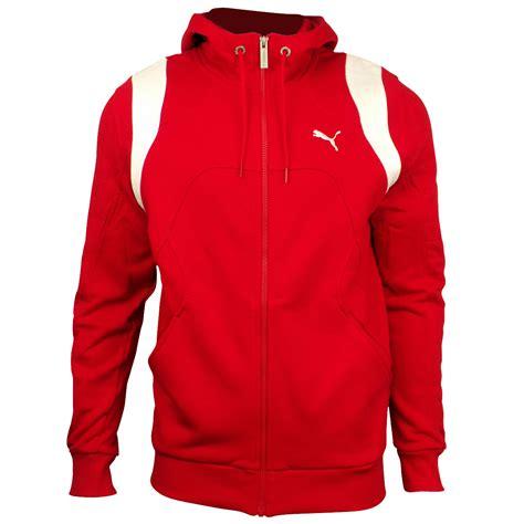 ferrari clothing mens puma ferrari formula 1 hoodie hoody sweat jacket sf